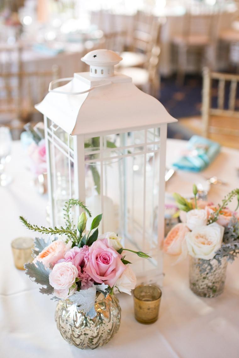 Aqua, Pink & Gold Disneyland Wedding | Every Last Detail
