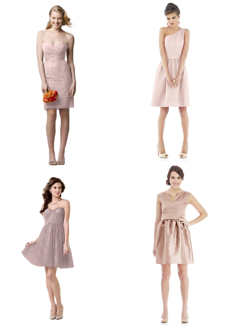 A fun new way of choosing bridesmaid dresses every last detail a fun new way of choosing bridesmaid dresses ombrellifo Image collections