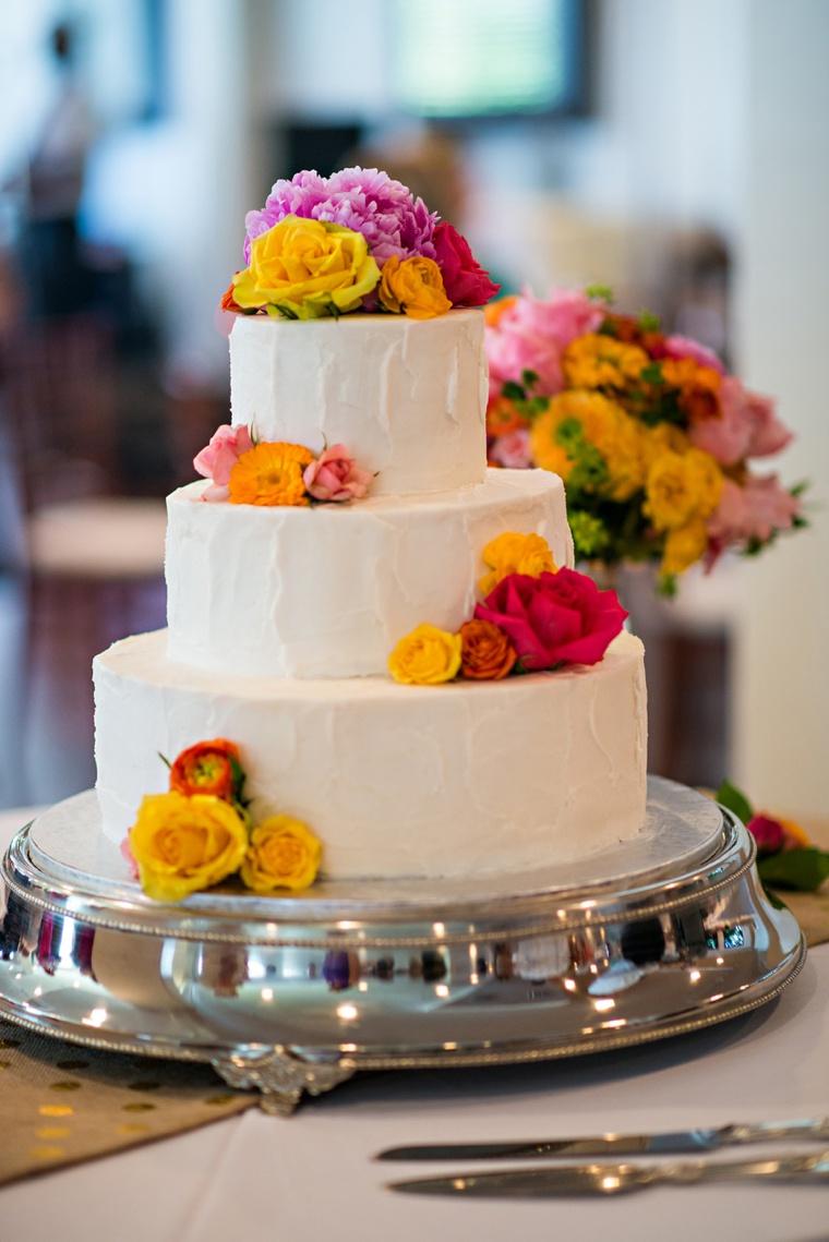 Colorful Glitter & Confetti Inspired Wedding  via TheELD.com