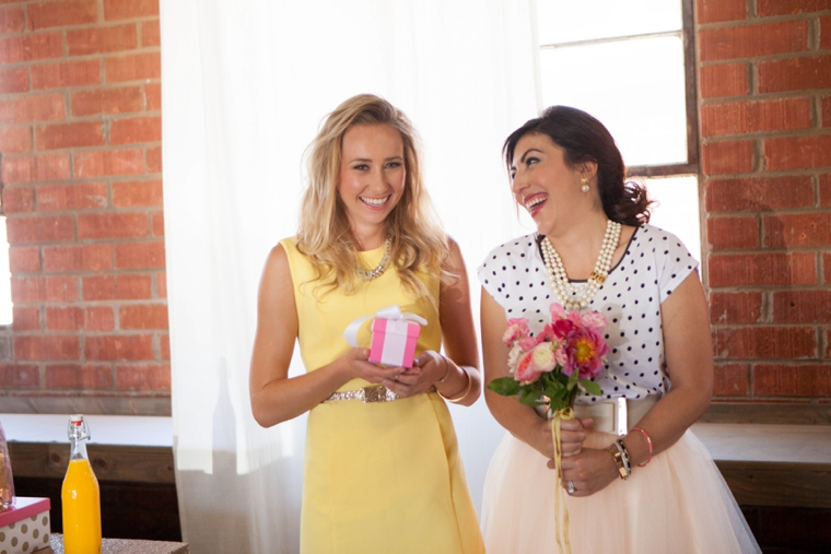 Kate Spade Bridal Shower Ideas via TheELD.com