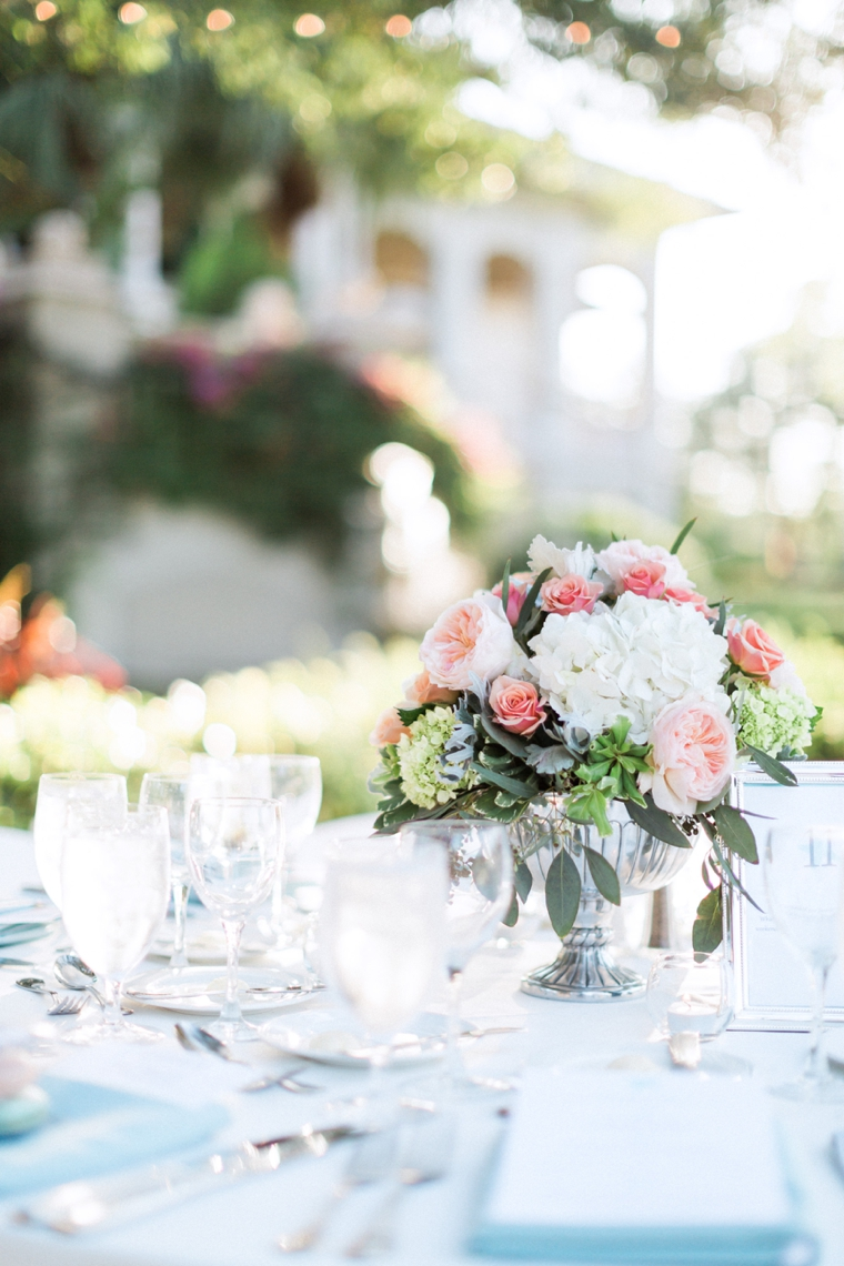 A Romantic Mint and Peach Wedding | Every Last Detail