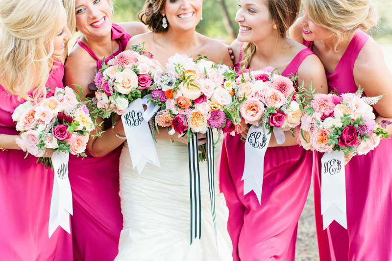 How To Be The BEST Bridesmaid (Or at least a helpful one) via TheELD.com