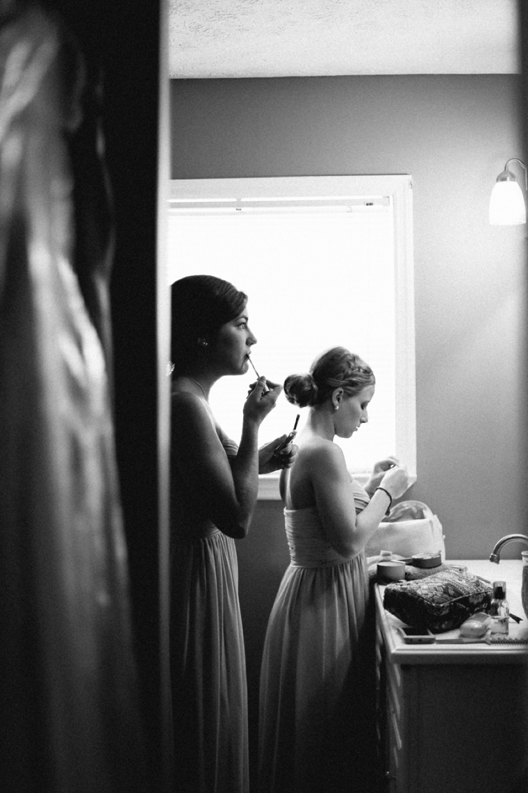 Rustic Elegant Tennessee Farm Wedding via TheELD.com