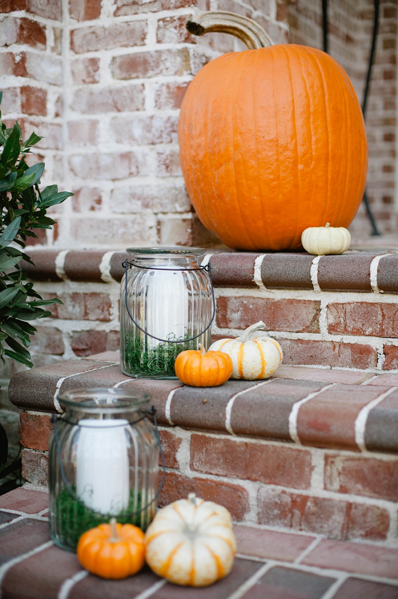 A Rustic and Intimate Fall Wedding via TheELD.com