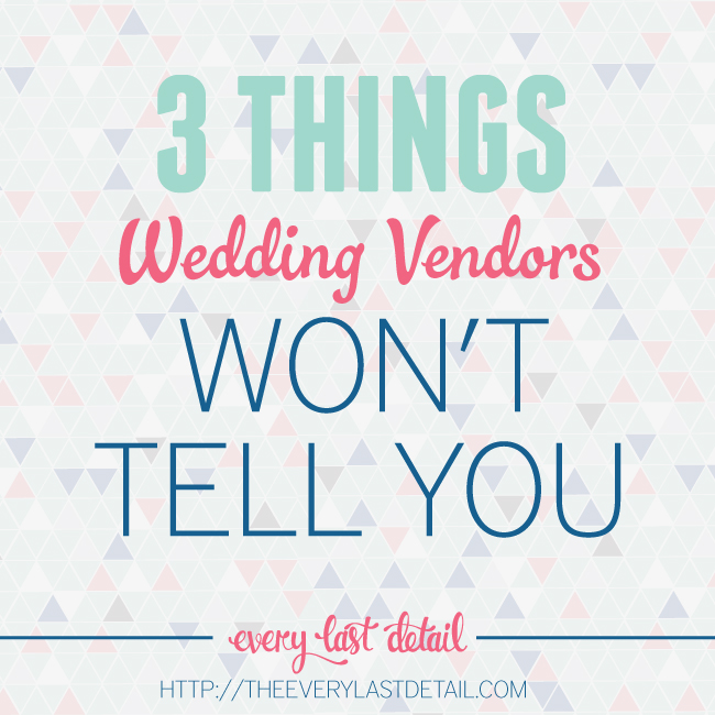 The Best Wedding Planning Tips of 2014 via TheELD.com