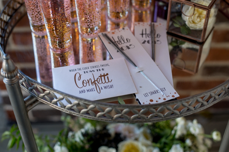 new years eve wedding favors - Wedding Decor Ideas