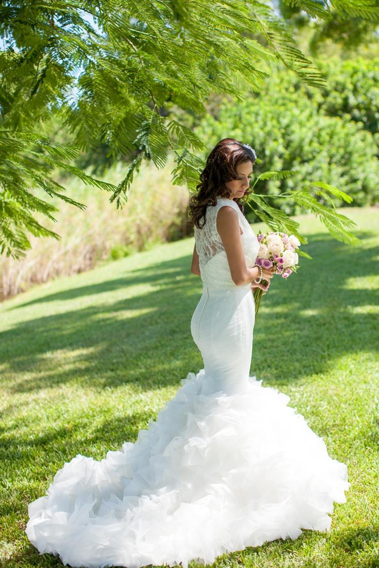 Glamorous Purple Wedding Inspiration via TheELD.com