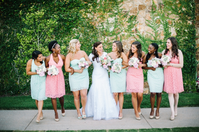 Emejing Mint Green And Pink Wedding Photos - Styles & Ideas 2018 ...