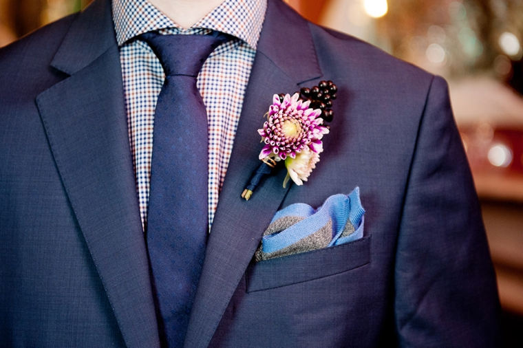Edgy & Chic Hipster Wedding Ideas via TheELD.com