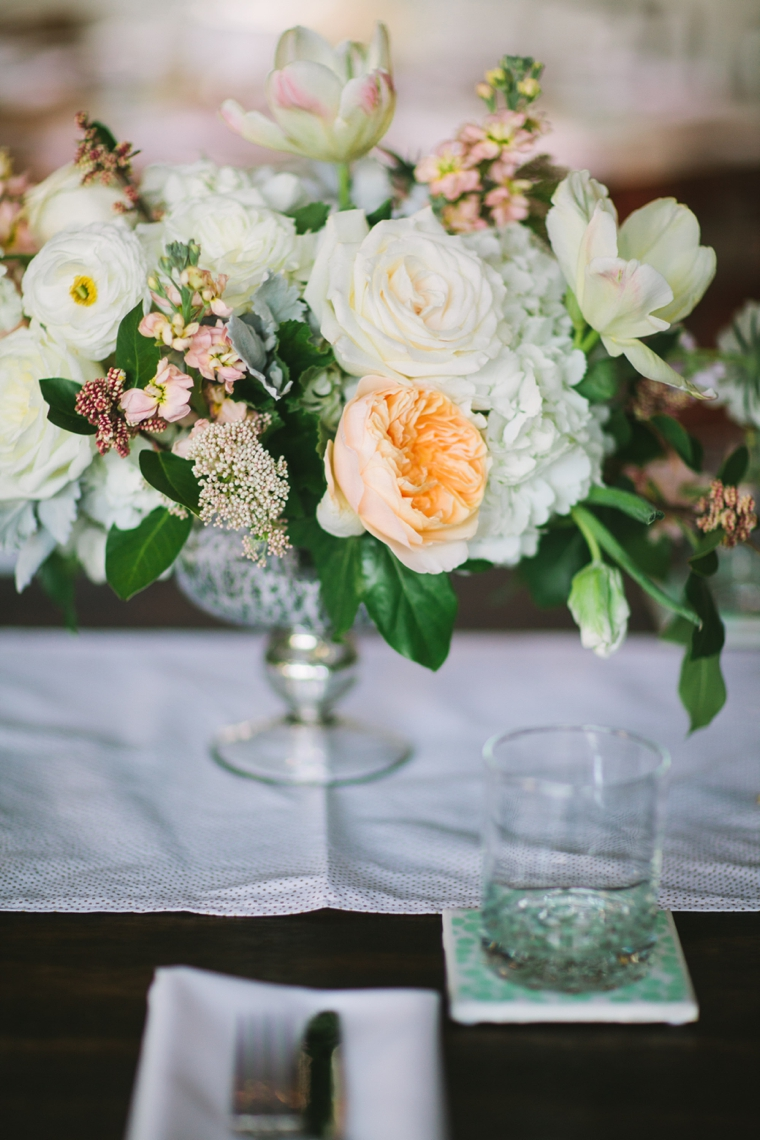 A Sparkly and Eclectic Smog Shoppe Wedding via TheELD.com