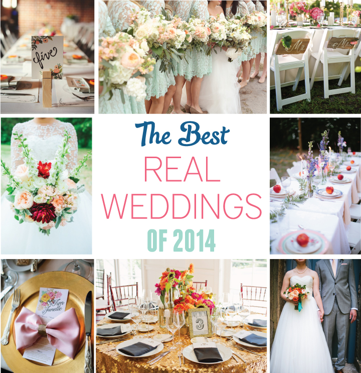 Winter Park Farmers Market Wedding: The Best Real Weddings Of 2014