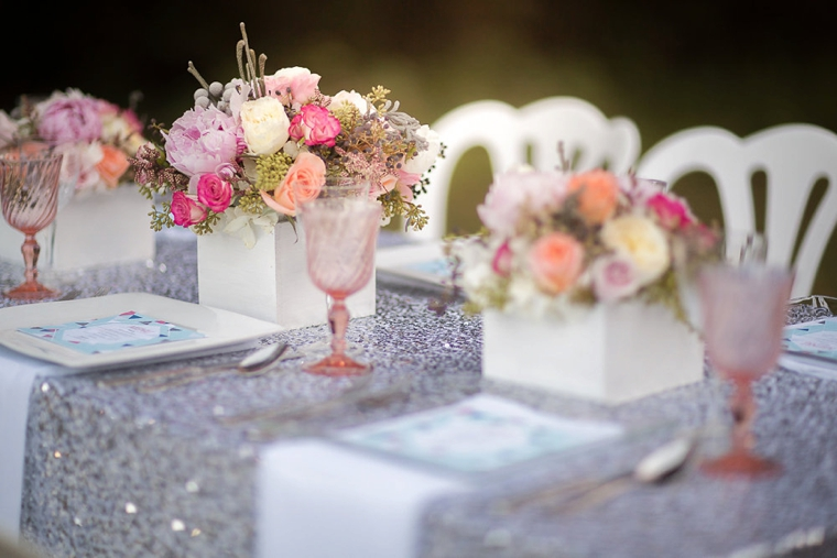 Colorful, Sparkly & Modern Wedding Ideas + ELDs 5 Year Blogiversary! via TheELD.com