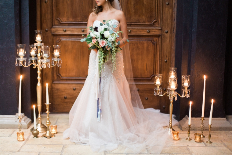 Soft, Romantic & Elegant Wedding Ideas via TheELD.com