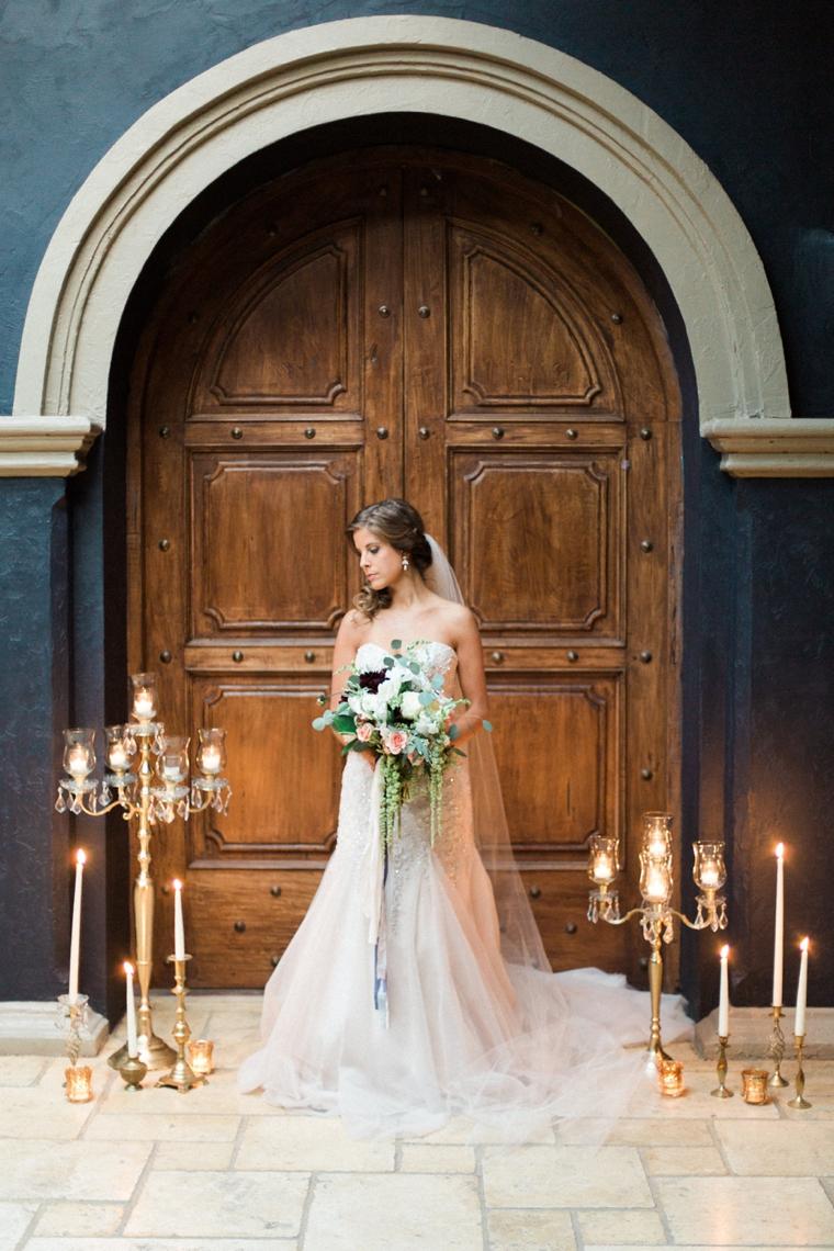 Soft, Romantic & Elegant Wedding Ideas via TheELD.com