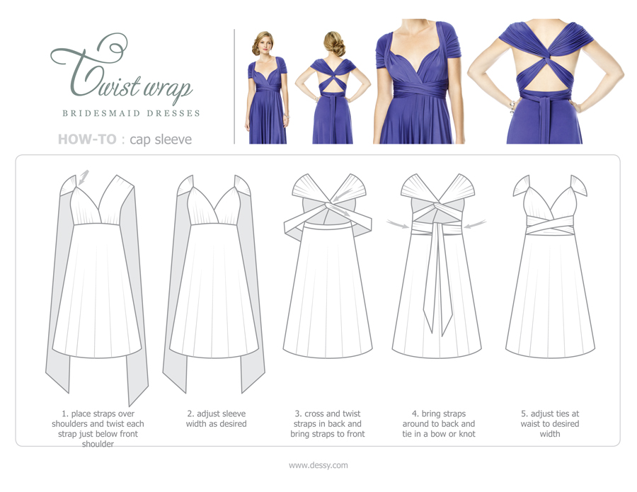 All Different Bridesmaid Dresses
