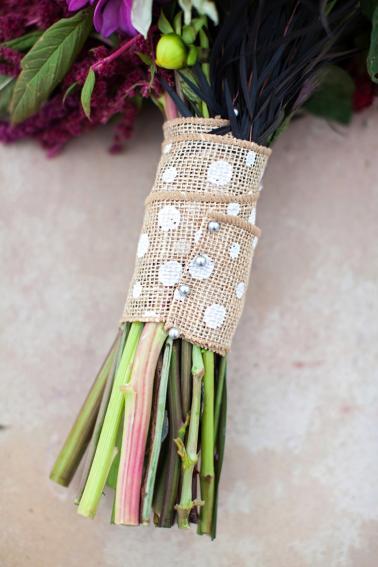 Glamorous Carnival Wedding Ideas via TheELD.com
