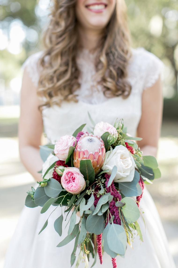 Romantic And Eclectic Red Wedding Ideas Every Last Detail