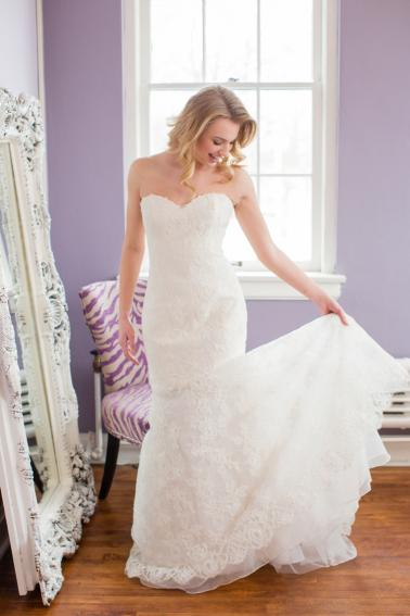 The BEST Way To Buy A Wedding Dress Online!