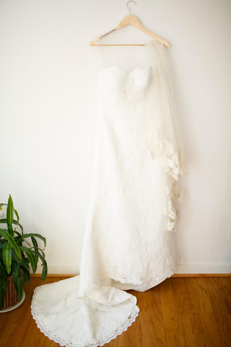 Modern Rustic Navy & White Farm Wedding via TheELD.com