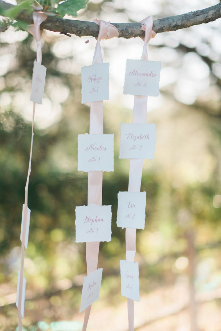 Chic Ballet Inspired Wedding Ideas via TheELD.com