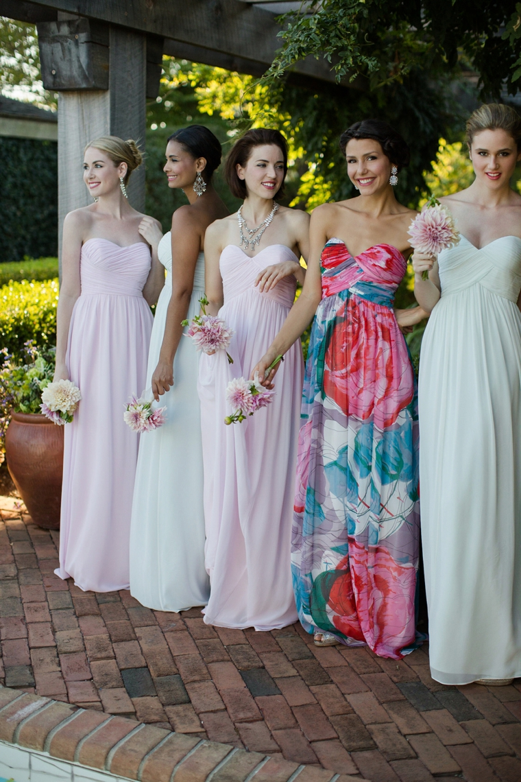 How to mix and match bridesmaid dresses every last detail how to mix and match bridesmaid dresses ombrellifo Gallery
