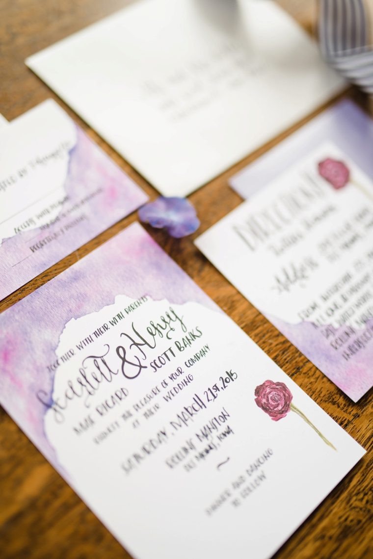 Fairy Tale Inspired Lavender Wedding Ideas | Every Last Detail