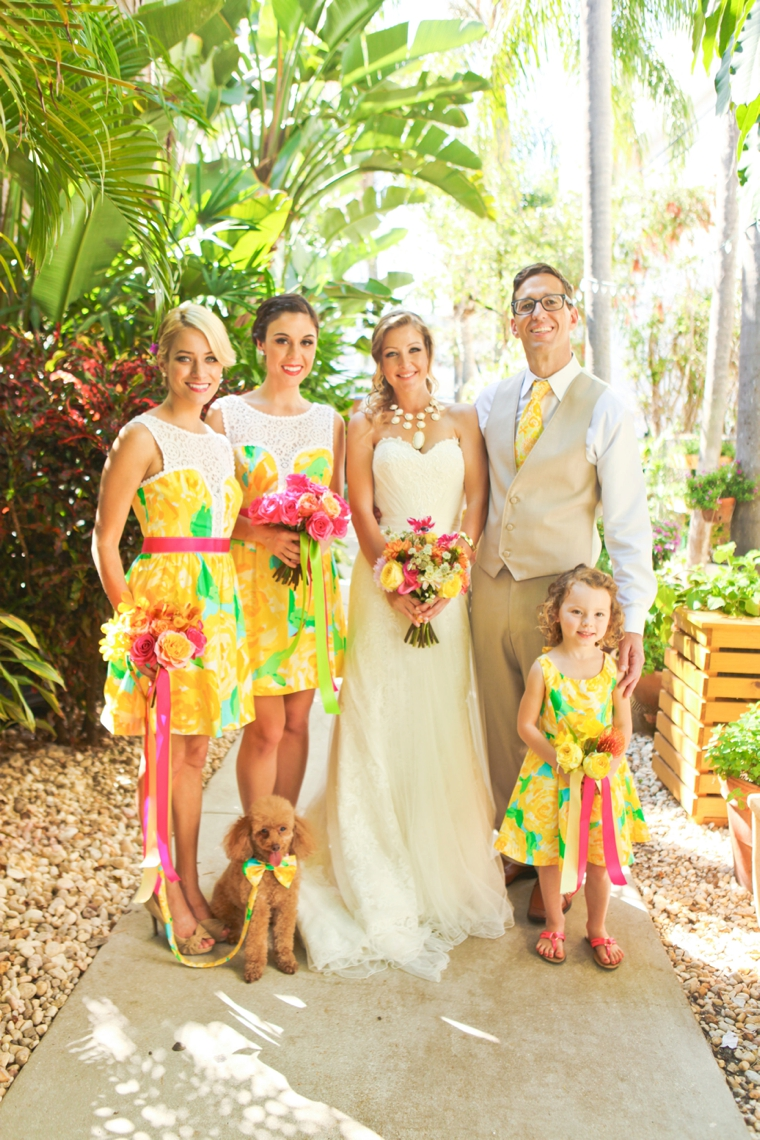 Fun & Colorful Lilly Pulitzer Wedding Ideas | Every Last Detail