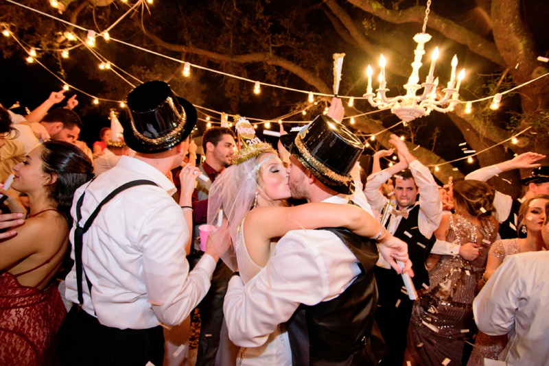 New Years Eve Wedding.A Vintage Glam New Year S Eve Wedding Every Last Detail