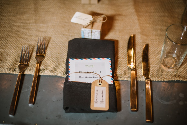 An Eclectic Travel Inspired Wedding via TheELD.com