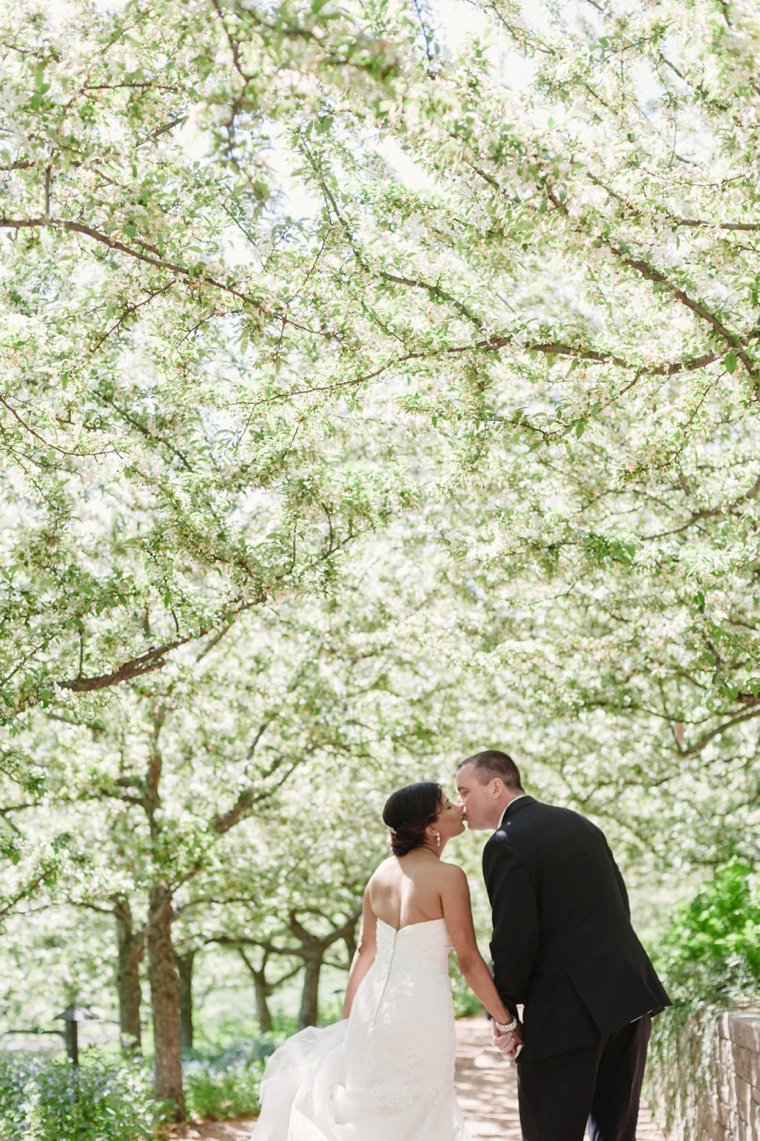 An Elegant Chicago Botanic Garden Wedding Every Last Detail