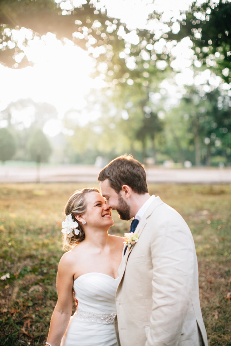 Vintage Eclectic Mint & Peach Wedding via TheELD.com