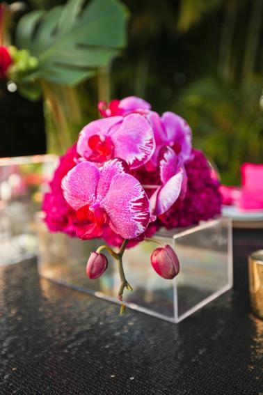 Modern Pink and Black Wedding Ideas | Every Last Detail