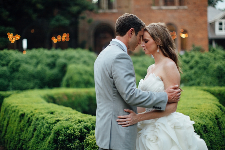 A Rustic & Romantic Atlanta Wedding via TheELD.com