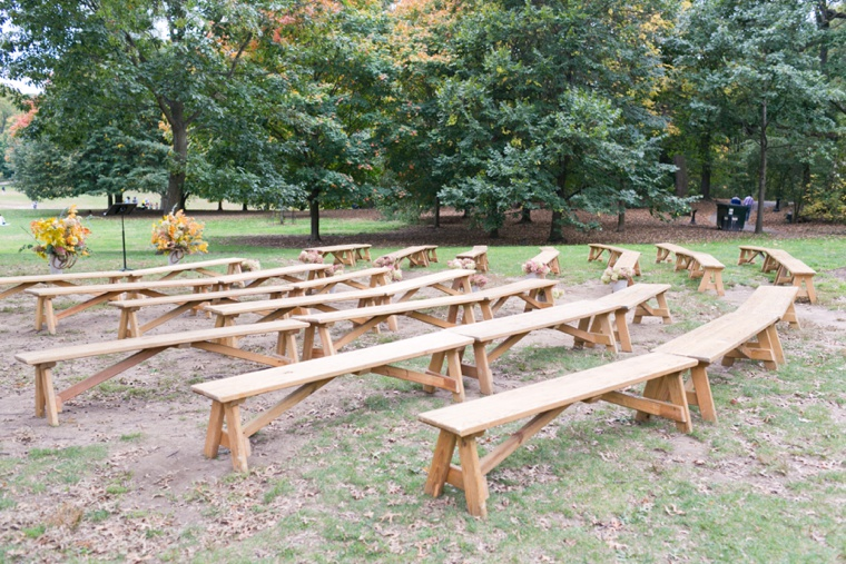 A Nature Inspired Prospect Park Wedding via TheELD.com