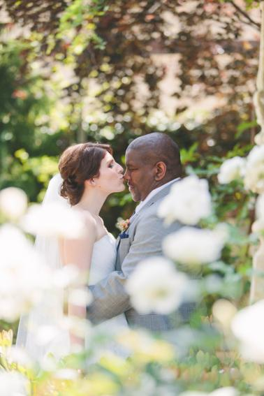 An Eclectic & Whimsical Garden Wedding via TheELD.com