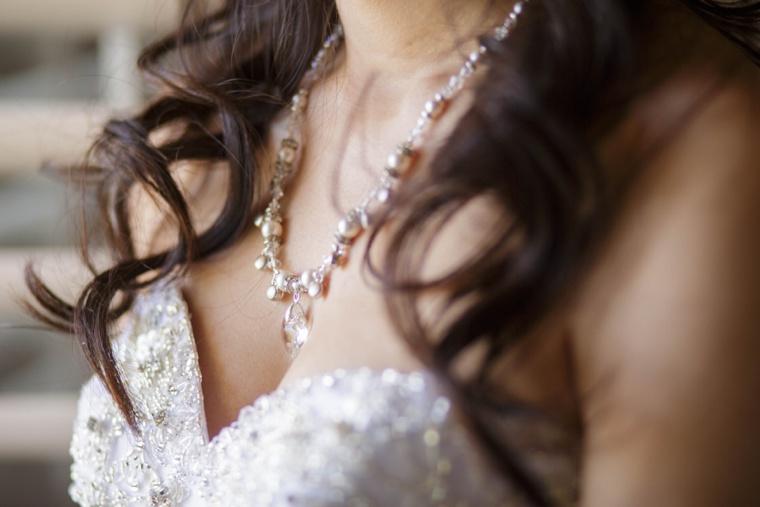 Eclectic Pink & Yellow Washington Wedding via TheELD.com