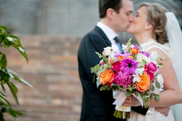A Fun & Sophisticated DC Wedding via TheELD.com