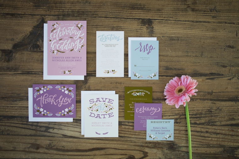 When To Design Order Wedding Invitations Every Last Detail