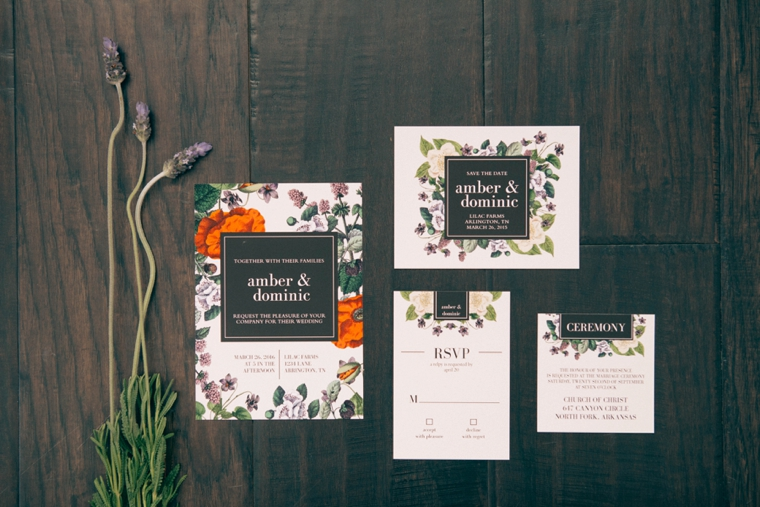 When To Design & Order Wedding Invitations via TheELD.com