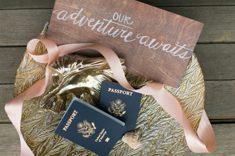 Peach blue destination wedding ideas every last detail peach blue destination wedding ideas via theeld junglespirit Image collections