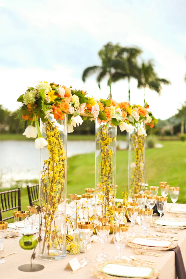 Polo Inspired Wedding Ideas via TheELD.com