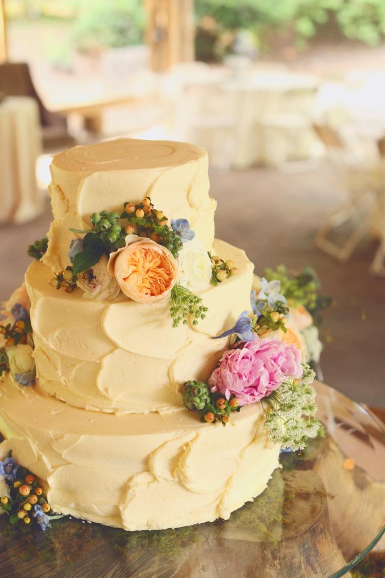 A Pink & Yellow Garden Wedding | Every Last Detail