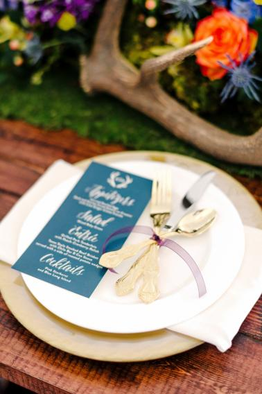 Rustic Elegant Wedding Ideas via TheELD.com