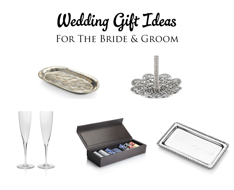 The Best Wedding Gift Ideas From Michael C. Fina via TheELD.com