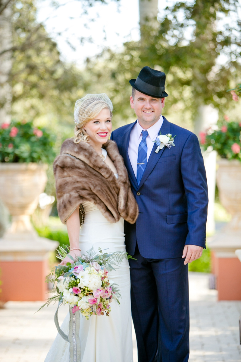 A vintage 1920s inspired wedding every last detail a vintage 1920s inspired wedding via theeld junglespirit Image collections