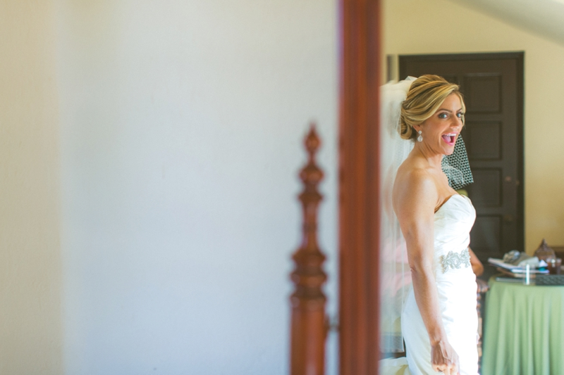 A Colorful & Elegant Wedding In Winter Park via TheELD.com