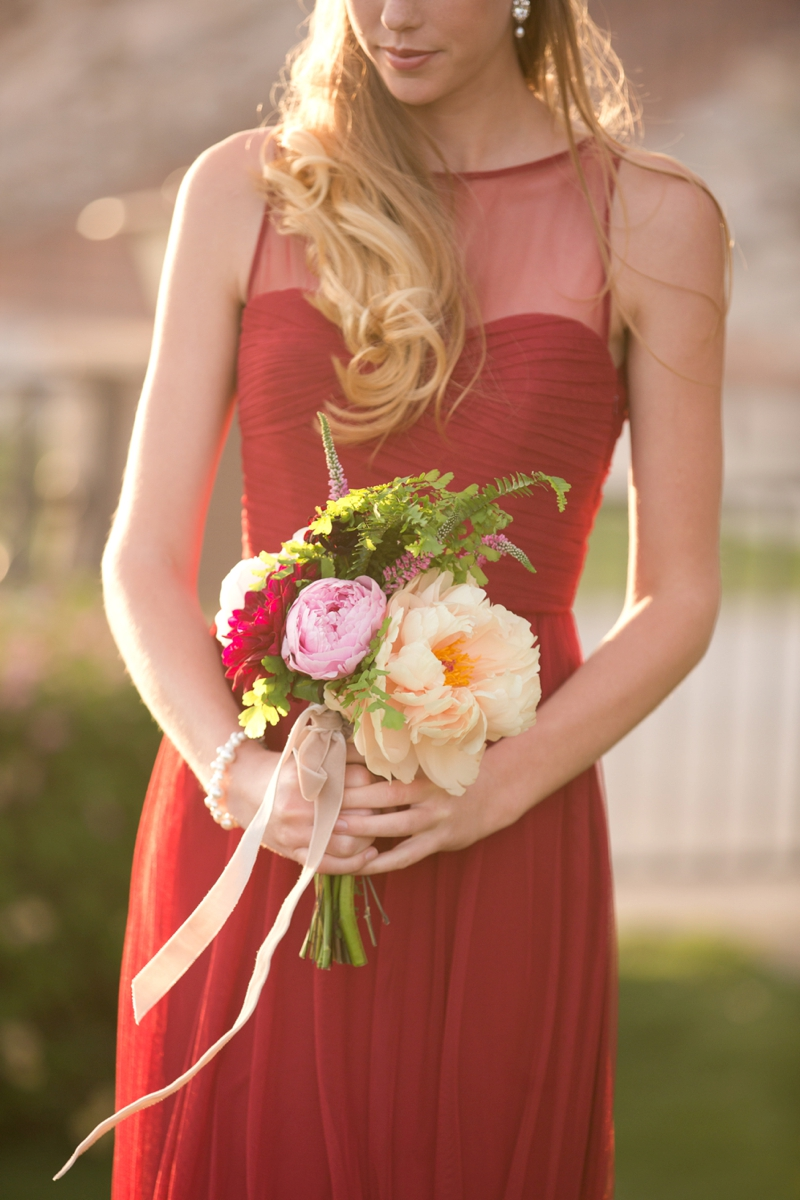 Marsala Tuscan Inspired Wedding Ideas via TheELD.com