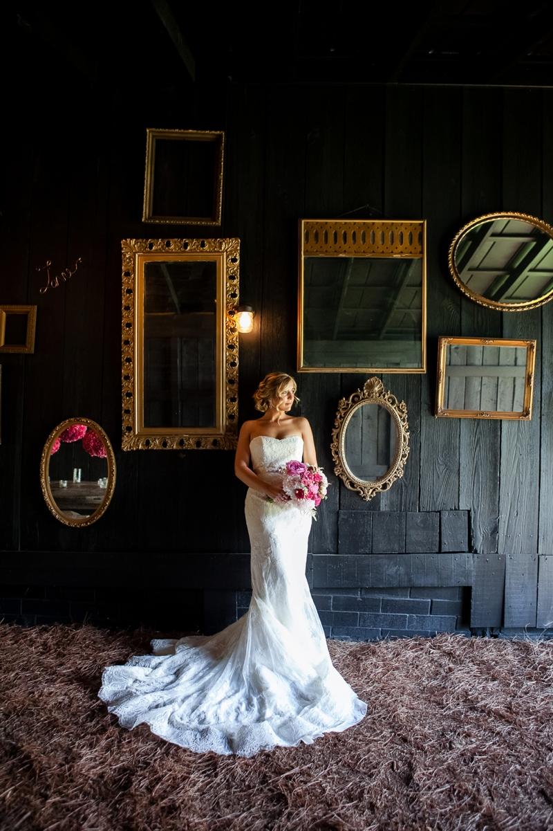 Vintage Chic Nashville Wedding via TheELD.com