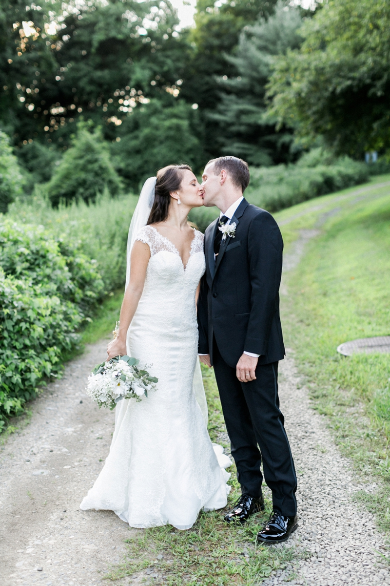 A Tuscan Inspired Connecticut Wedding via TheELD.com