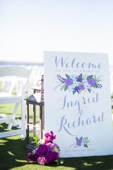 Glamorous Captiva Island Destination Wedding via TheELD.com